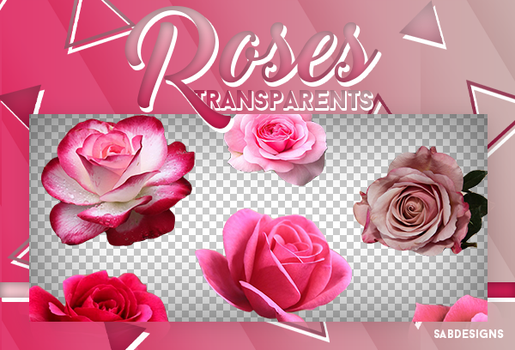 +ROSES:Transparents by SabDesings