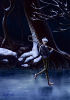 Jack Frost by Tharalin