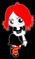 Ruby Gloom by xSoulOnFire88x