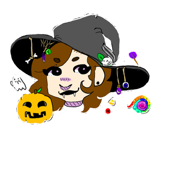Happy Halloween Witches!!! by StarrySkies1324