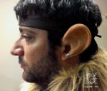 Dwarf Ears costume prosthetic by mbielaczyc