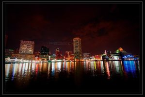 Charm City by cenkphoto