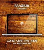 Long Live the King by MariuxV