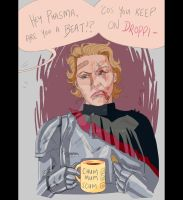 Phasma Is Tired by peannlui