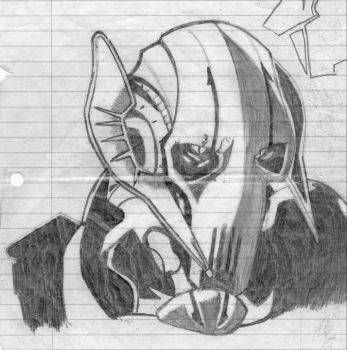 GRIEVOUS by Wyvernclaw32