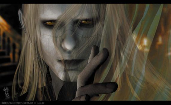 Prince Nuada - Lost - Not at All by GabbyLeithsceal
