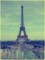 Tour Eiffel by Made-in-Popsiinette