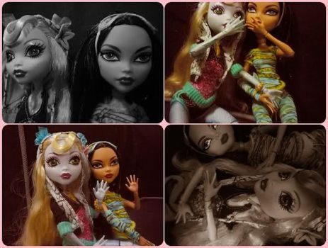 monster high by gothicgals