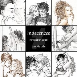Indecences - Kintktober 2018 by Atelierdereve