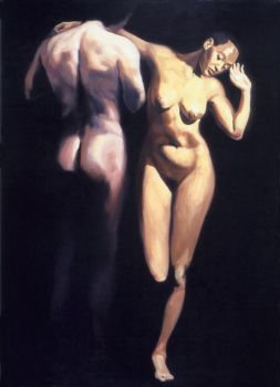 Adam and Eve by AdamShaw
