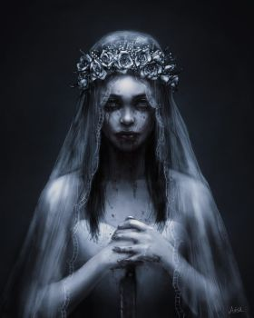 Ghost Bride by ARISA777o-w-o