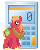 Big Mac Calculator Icon by LovelyNeko-MeE0w