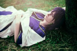 Magi: Relaxed King by KelevarCosplay