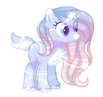 [CLOSED] Pony Adoption 350 points by HuiRou