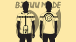 Bijuu mode ON #1 T-shirt by KevinWScherrer