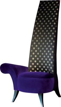 Funky chair by gabriella-stock
