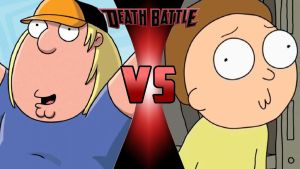 Chris Griffin vs. Morty Smith by OmnicidalClown1992