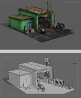 GAME_SET01--Store_05 by z-Gen
