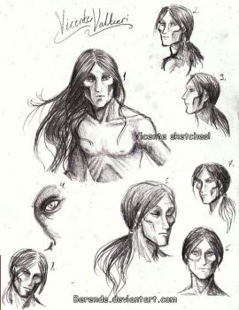 Sketches by Berende