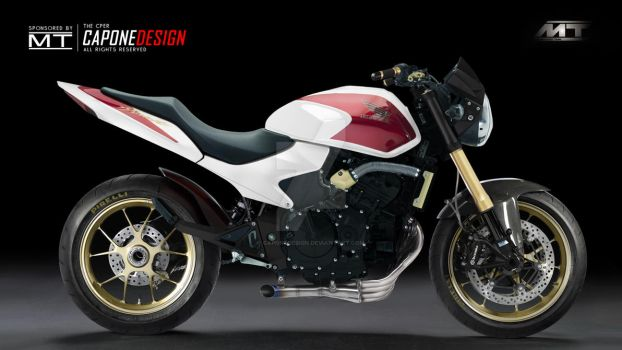 Hornet Project MT RACING by CaponeDesign