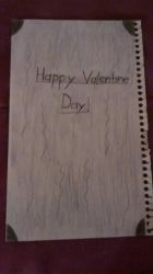 Valentines day card (front) by Soullengend1