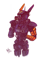 You think Chappie is cute? by Atherris