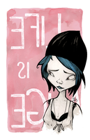 Life Is Strange (right) by willymerry