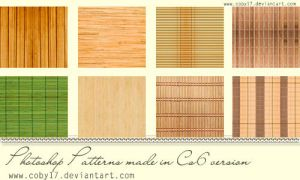 Bamboo Patterns by Coby17