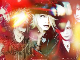 the GazettE by morfachas