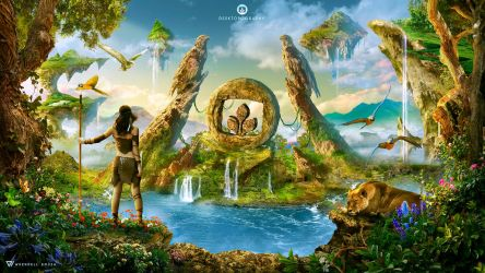 Eternal Nature by Whendell