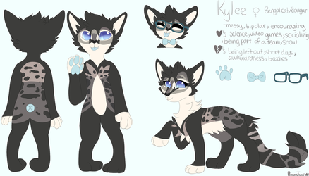 Kylee by THECOLDCITYGIRL