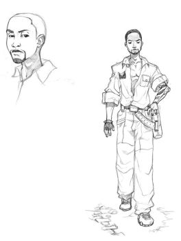 OC Wentworth by Paper-Domino