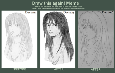 Draw This Again - Rinoa by xSparkledust123x