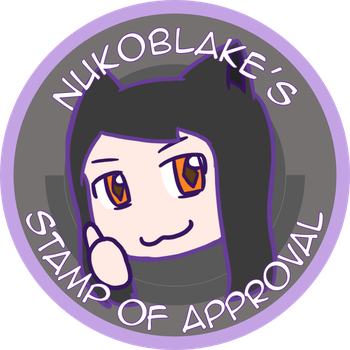 NUKOxRWBY - Stamp of Approval by geek96boolean10