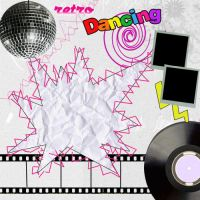 Retro dancing' by roockinover