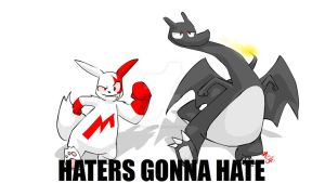 Haters by PotooBrigham