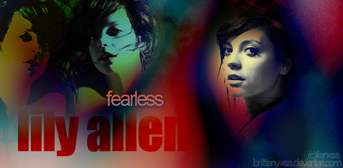 Lily Allen 1 by brittany-xss