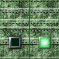 Green TechWall Switch (Remake) by Hoover1979