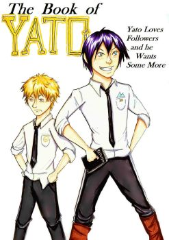 The Book of Yato by Checker-Bee