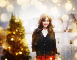 Clara Oswald - Time of the Doctor by StarbitCosplay