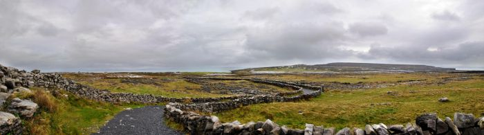 Inis Mor by JuliArt