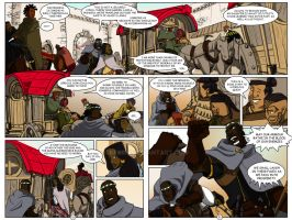 Kamau: Quest for the Son p.52-53 by Kebiru