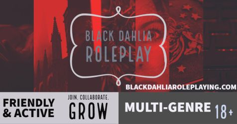 Black Dahlia Roleplaying Community by BlackDahliaRP