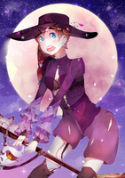 .:Commission:. Hallow Nights by Marritime