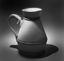 Exercise - Basic rendering - Vase by fserb