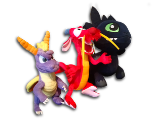 [test] The gang of little dragons by Woriorh