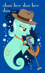 Seapony Lyra Sings by tygerbug