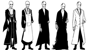 W.D. GASTER - Chronology by Fadelurker
