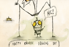 Random Drawing Day by redtemplepilots