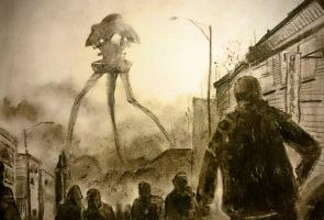 War of the worlds  by prosurvival